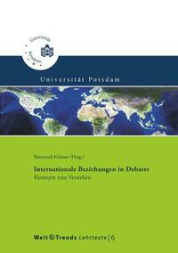 Internationale Beziehungen in Debatte