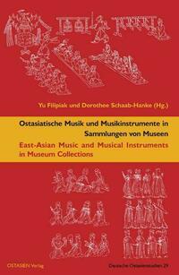 Ostasiatische Musik und Musikinstrumente in...
