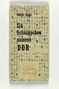 Ein Schnäppchen namens DDR