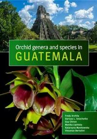 Orchid genera and species in Guatemala