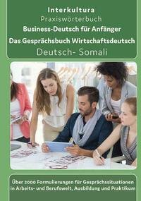 Interkultura Business-Deutsch für Anfänger Deutsch-Somali