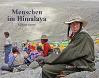 Menschen im Himalaya