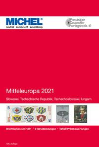 Mitteleuropa 2021