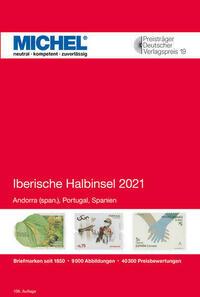 Iberische Halbinsel 2021