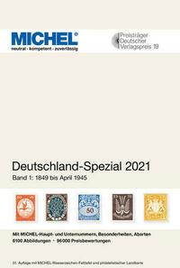 Deutschland-Spezial 2021 - Band 1