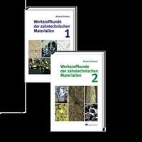 Werkstoffkunde der zahntechnischen Materialien, Bd. 1+2 im Set