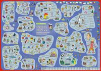 mindmemo Lernposter - Russisch für Anfänger - spielend Russisch lernen Kinder