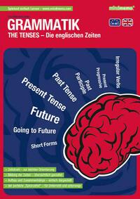 mindmemo Lernfolder - The Tenses - Die englischen Zeiten - Englische Grammatik Lernhilfe