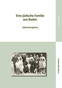 Eine jüdische Familie aus Baden