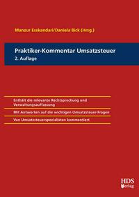Praktiker-Kommentar Umsatzsteuer