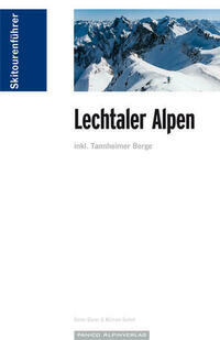 Skitourenführer Lechtaler Alpen