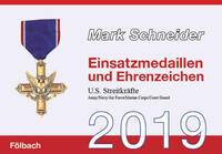 Einsatzmedaillen und Ehrenzeichen 2019