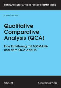 Qualitative Comparative Analysis (QCA)