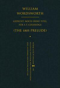 Gedicht, noch ohne Titel, für S. T. Coleridge