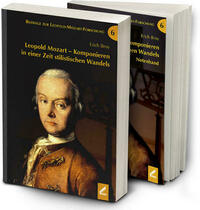 Leopold Mozart – Komponieren in einer Zeit stilistischen Wandels