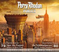 Perry Rhodan NEO MP3 Doppel-CD Folgen 79 + 80