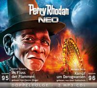 Perry Rhodan NEO MP3 Doppel-CD Folgen 95 + 96