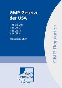 GMP-Gesetze der USA
