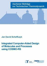 Integrated Computer-Aided Design of Molecules and Processes using COSMO-RS