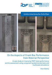 On the Aspects of Crash Box Performance from Material Perspective