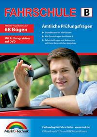 Führerschein Fragebogen Klasse B - Auto Theorieprüfung original amtlicher Fragenkatalog auf 68 Bögen