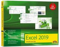 Excel 2019 Schnell zum Ziel. Alles auf einen...