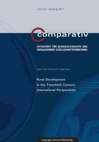 Rural Development in the Twentieth Century: International Perspectives