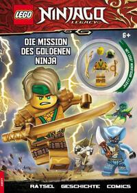 LEGO® NINJAGO® – Die Mission des Goldenen Ninja