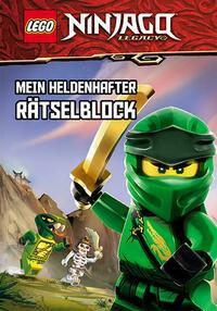 LEGO® NINJAGO® – Mein heldenhafter Rätselblock