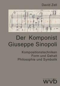 Der Komponist Giuseppe Sinopoli