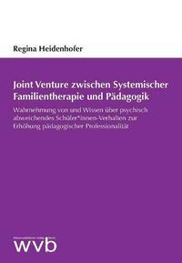 Joint Venture zwischen Systemischer Familientherapie und Pädagogik