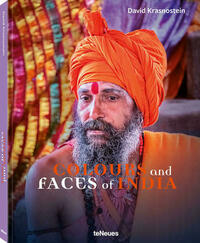 Colours and Faces of India