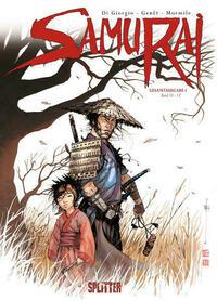 Samurai. Gesamtausgabe 4