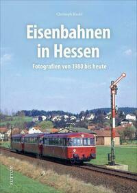 Eisenbahnen in Hessen