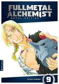 Fullmetal Alchemist Metal Edition 09
