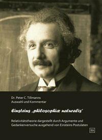 """Einsteins """"philosophiae naturalis"""""""