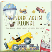 Kindergartenfreunde – FAHRZEUGE
