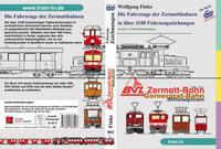 Die Fahrzeuge der Zermattbahnen in über 1100 Fahrzeugzeichnungen.
