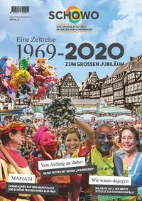 SchoWo: Das große Stadtfest im Herzen von Schorndorf - Eine Zeitreise 1969-2020 zum großen Jubiläum