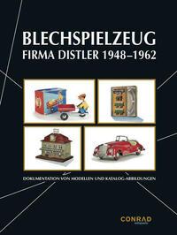 Blechspielzeug Firma Distler 1948-1962