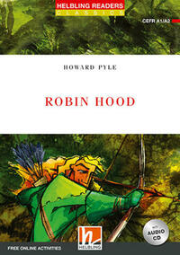 Robin Hood, mit 1 Audio-CD
