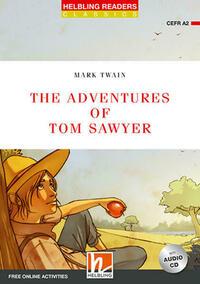 The Adventures of Tom Sawyer, mit 1 Audio-CD