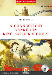 A Connecticut Yankee in King Arthur's Court, mit 1 Audio-CD
