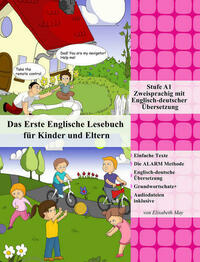 Das Erste Englische Lesebuch für Kinder und Eltern (Hardcover Farbdruck)