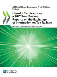 Harmful Tax Practices – 2017 Peer Review...