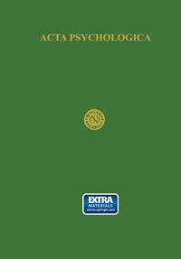 Acta Psychologica including Netherlands-Scandinavian Journal of Psychology