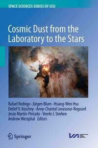 Cosmic Dust from the Laboratory to the Stars
