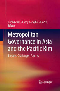 Metropolitan Governance in Asia and the Pacific Rim