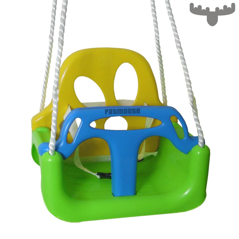 fatmoose easycruiser verstellbare babyschaukel schaukel schaukesitz 3 in 1 baby ebay. Black Bedroom Furniture Sets. Home Design Ideas