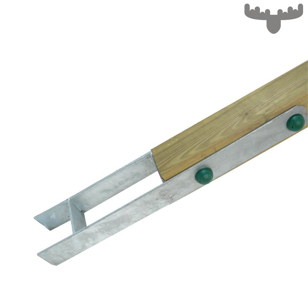 fatmoose primefix bodenanker h anker pfostentr ger spielturm pfostenanker 6 mm. Black Bedroom Furniture Sets. Home Design Ideas